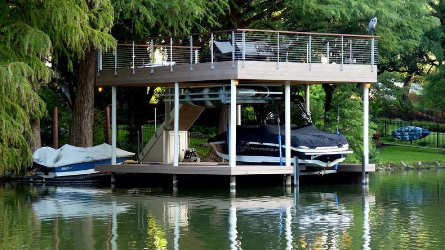 Lake Austin Boat Docks